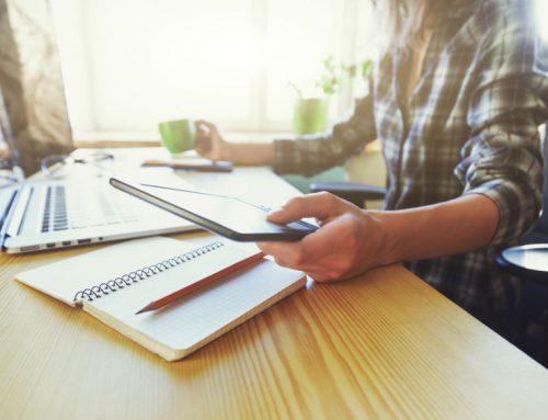 4 tips voor AVG-proof thuiswerken