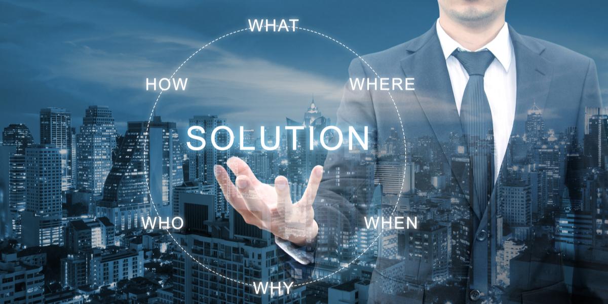 In de bedrijfsfilosofie van Solid IT Solutions staan klanten centraal
