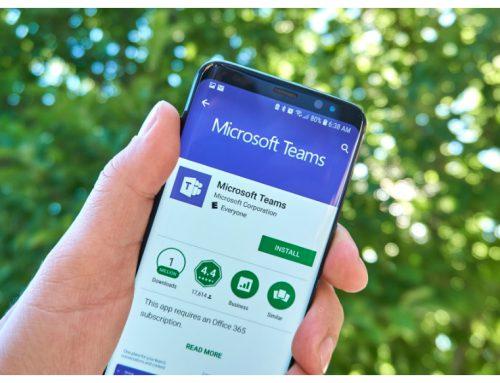 Lees hier wat je moet weten over het gebruik van Microsoft Teams.